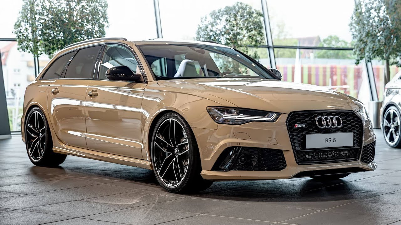 2017 Audi RS6 – Review, Specs, Price(1080q) - YouTube