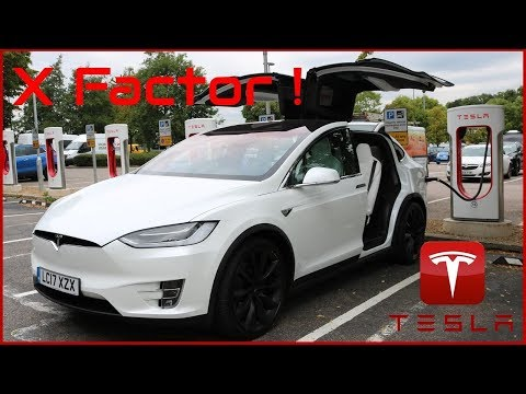 Living with the Tesla Model X - The Worlds Best EV !