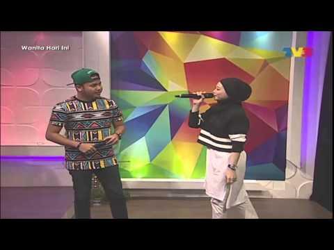 Adira dan Hafiz - Untuk Cinta (Live) 25/05/2015