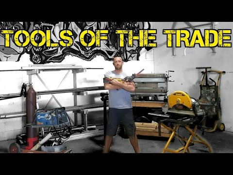 TFS: Tools of the Trade