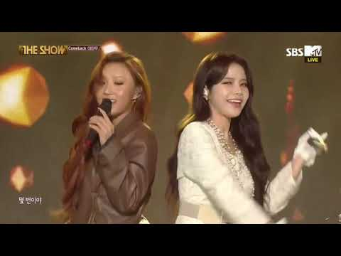Mamamoo Comeback Stage No More Drama + Wind Flower The Show (12/4/2018)