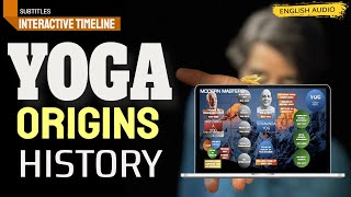 Origin and History of Yoga