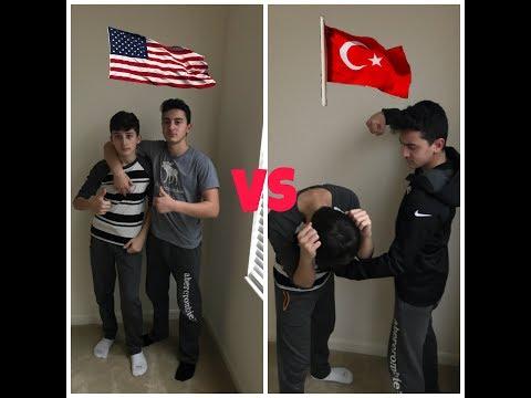AMERICAN PARENTS VS TURKISH PARENTS STEREOTYPES