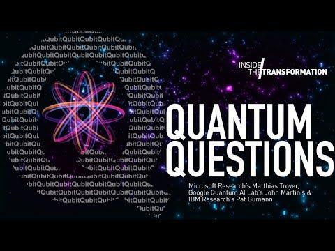 CHM Live | Quantum Questions
