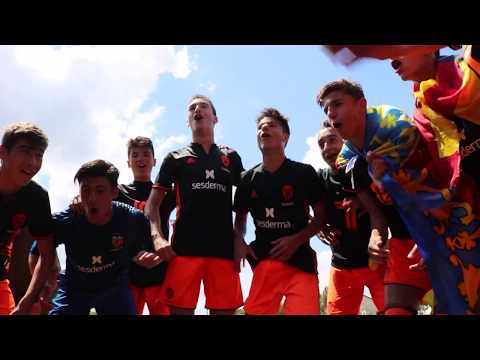 Retour sur la victoire du Valencia CF à l'European Challenge U15 du SOPCC