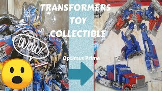 🤖 One of The Best Gift To Your Kids - Optimus Prime Transformers 🚘 👌