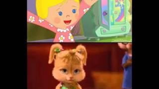 Damlanın Dolabı Şarkı - Alvin ve Sincaplar