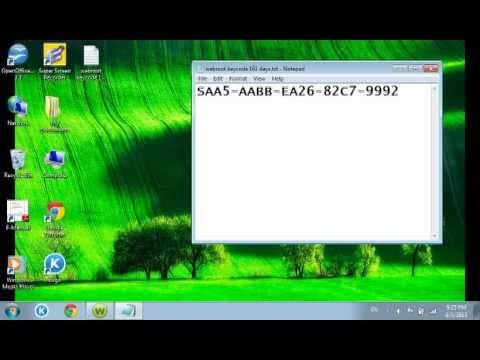 webroot secureanywhere license key