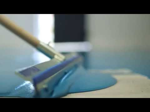 How to give your floor a seamless high gloss finish | Watco