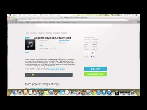 How to download any song on iTunes for free!