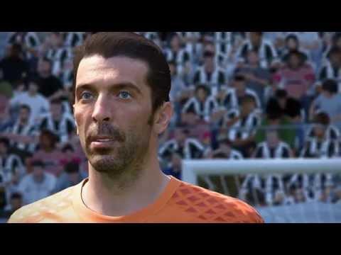 Fifa 17: Juventus Buffon, Chiellini, Pogba, Dybala Official Screens!