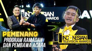 Download PEMENANG NOMINASI PROGRAM RAMADAN NON DRAMA TERPOPULER & PEMBAWA ACARA | INDONESIAN TELEVISION