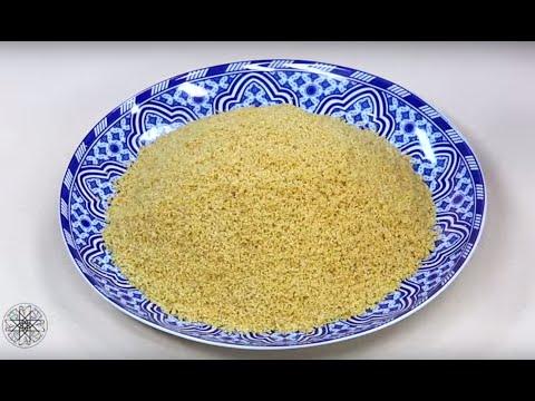 choumicha-:-réussir-la-cuisson-du-couscous-complet-|-how-to-cook-whole-wheat-couscous