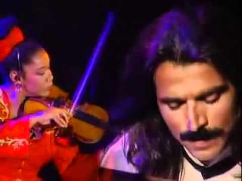 Yanni   End Of August Live At Acropolis