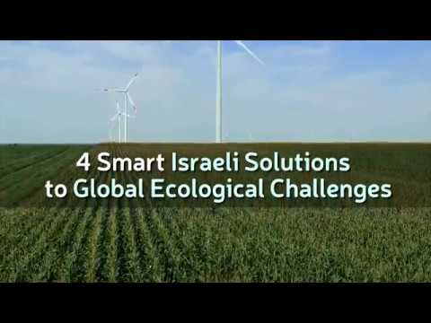 Israel: Clean Technologies For A Cleaner Environment