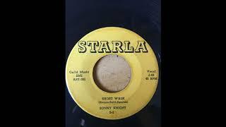 Sonny Knight - Short Walk bw Dedicated To You STARLA Resimi
