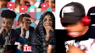 best-one-so-far-rico-nasty-cordae-blueface-xxl-cypher-reaction