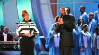 Wait on the Lord Donnie McClurkin ft. Karen Clark Sheard