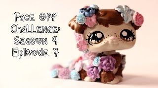 Face Off Challenge Season 9 Episode 7 - Ophelia LPS Custom