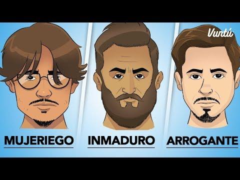 Mira cómo son los hombres según su tipo de barba