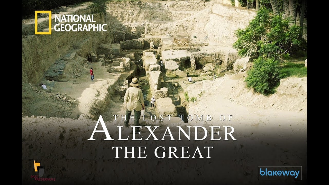 The Lost Tomb of Alexander the Great Trailer
