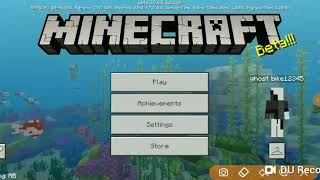 How to sign in xbox mcpe