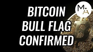 Gigantic Bitcoin BULL FLAG Confirmed?! Huge Crypto Market Moves Incoming!