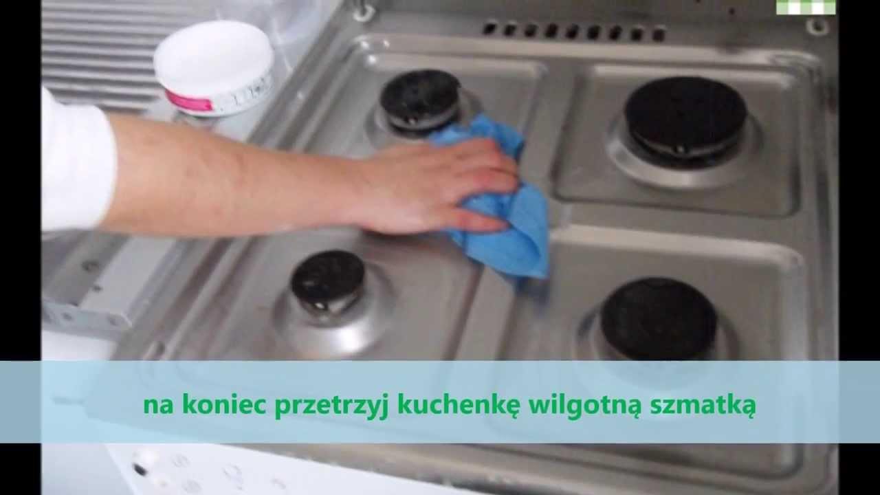 jak wyczyścić przypaloną kuchenkę ekologiczne środki   -> Kuchnia Gazowa Jak Indukcyjna