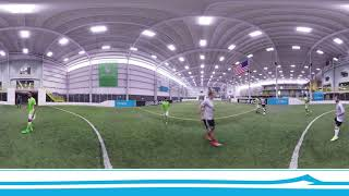 Seattle Sounders with Jordan Morris - Alcatel 360