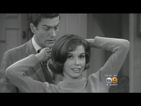 A Look Back At Mary Tyler Moore