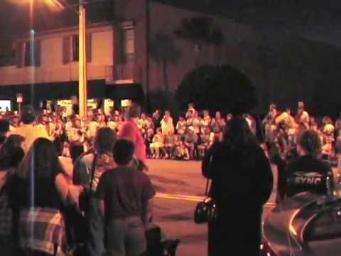 Excerpt from 2000 Vero Beach Christmas Parade, Vero Beach High ...