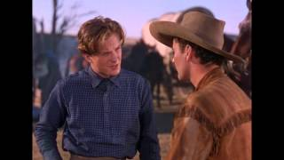 """The Golden Year Collection (1939) - Dodge City """"Trouble"""" Clip"""