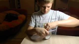 Как сделать из бумаги меч с двумя лезвиями(Это видео научит вас как сделать из бумаги меч с двумя лезвиями! Самые лучшие в мире поделки из бумаги на..., 2014-03-24T19:42:59.000Z)