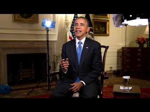 Weekly Address: The President's Year of Action