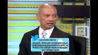Repeat youtube video COACH YENG ON PAUL LEE TRADE ISSUE