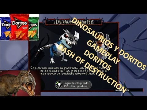 Gameplay Del JUEGO GRATIS De Doritos, Dash Of Destruction (En Español)