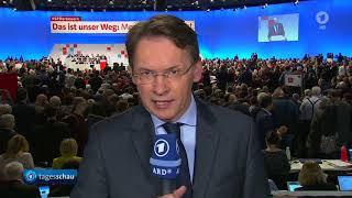 SPD-Parteitag in Berlin: Mehr dazu von Thomas Kreutzmann aus dem HSSB