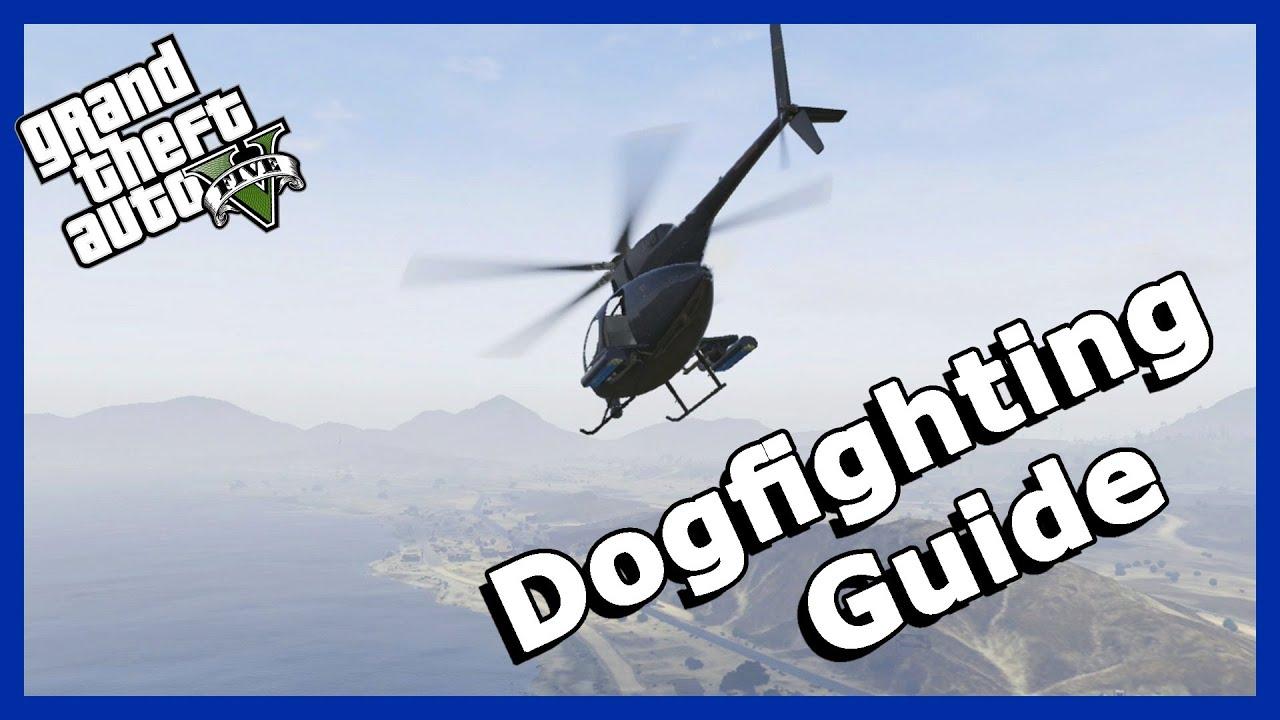 gta v online dogfighting tips