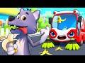 El Barrendero de Calle | Canciones Infantiles | BabyBus Español