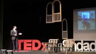 Mustafa Khalid at TEDxBaghdad