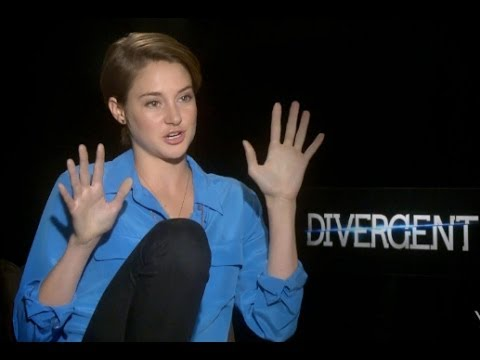Divergent Cast Interview from YouTube · Duration:  2 minutes 1 seconds