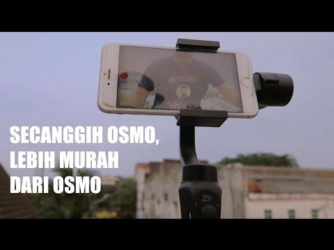 Bukabox Gadget - Zhiyun Smooth Q, Gimbal Murah Penantang DJI Osmo Mobile