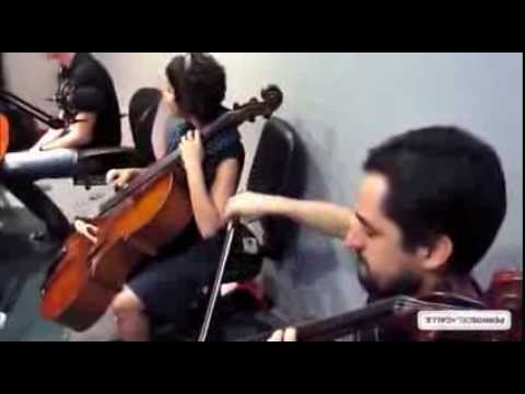 Lisandro Aristimuño cover de ¨Wicked Game¨ Chris Isaak - Acústico en vivo radio.
