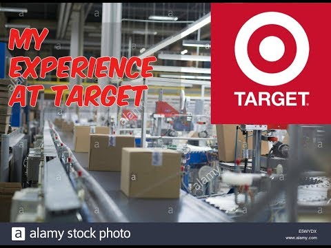 My Target Experience - Flow/Logistics Position