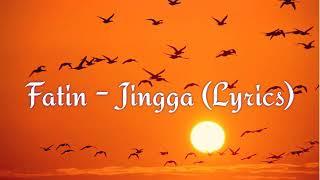 Fatin - Jingga (Lyrics)