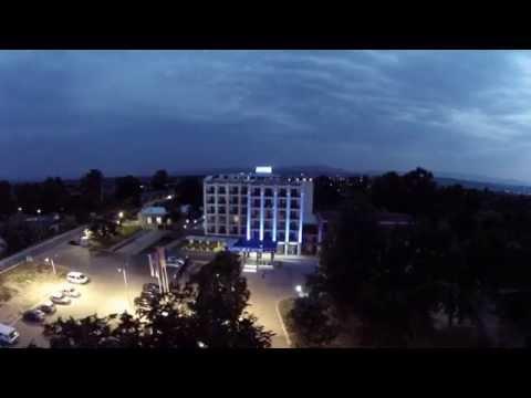Bosphorus Hotel Aleksinac- Aerial Video