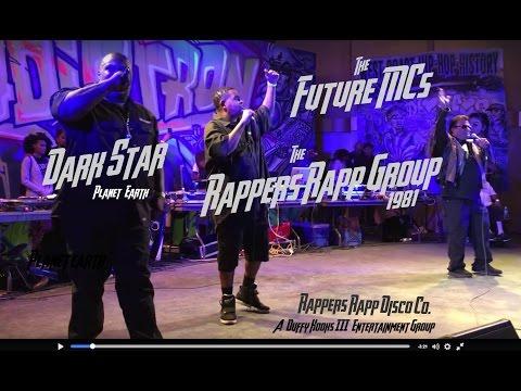 "DJ Flash ""Presents"" Radio Activity Rapp (Let's Jam ) MC Fosty & Lovin' C . Live @ Operation Skid Row"