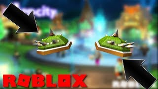 [Event] How to get or *Monstrous Cardboard Pauldrons* - Roblox