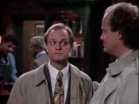 Niles' and Frasier's song from prep school