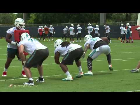 2015 Training Camp Preview: Offensive Line